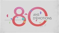 80 ans d'émotions à Radio-Canada