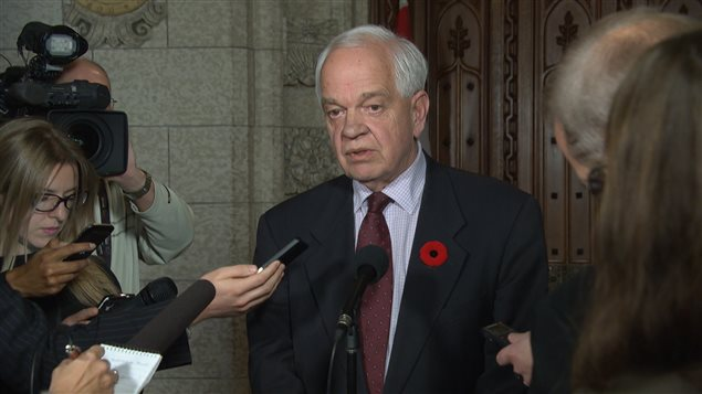 Le ministre de l'Immigration du Canada, John McCallum