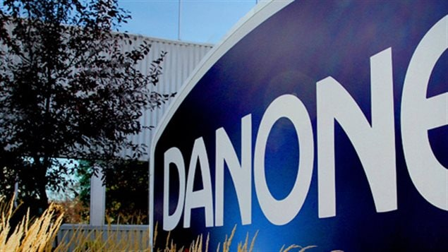 A major yogurt producer, Danone, says it is moving towards non-GMO products. The move is getting backlash from American suppliers.