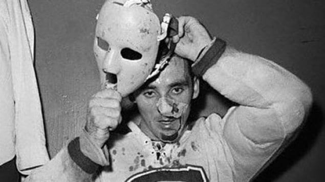 History Nov 1 1959 The Canadian Goalie Who Changed The Face Of Hockey