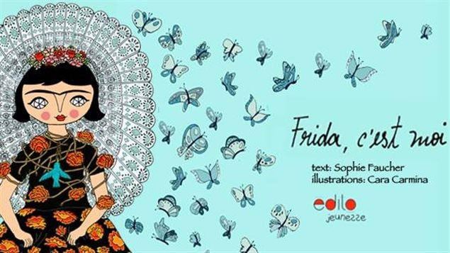 Frida c'est moi - Frida soy yo