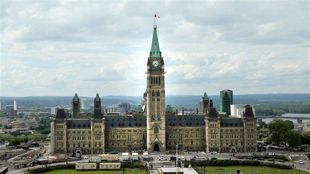 مبنى البرلمان الكندي في أوتاوا (أرشيف)