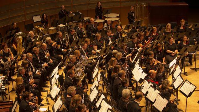 Le concert Lest We forget de la Cosmoplitan Music Society d'Edmonton