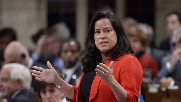 Justice Minister Jody Wilson-Raybould told the Globe and Mail new rules on the widespread use of mandatory minimum sentences will come soon.