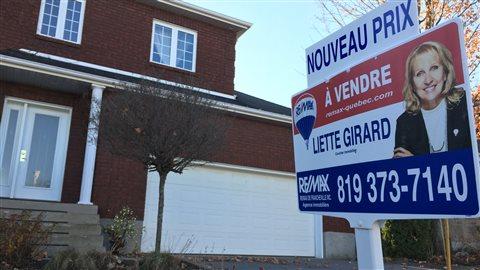 Les dettes personnelles des consommateurs s envolent vers for Acheter une maison au canada quebec