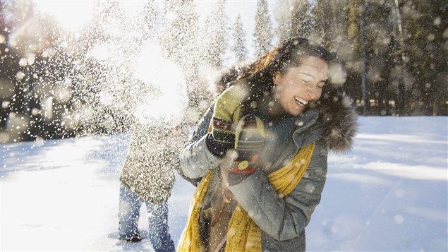 Image représentant la beauté de l'hiver au Canada