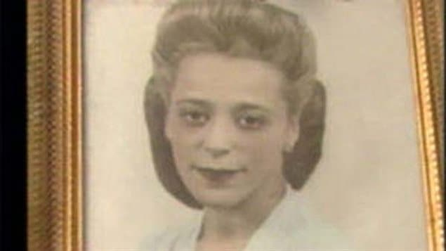 Portrait of the unexpected heroine, Viola Desmond, She died in New York City age 56