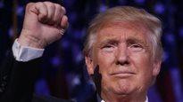 Donald Trump, président des États-Unis
