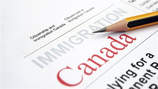 Formulaire immigration Canada