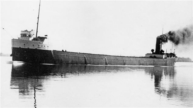 SS Charles S Price, 524 ft long, carrying coal was another victim of the storm lost with all 28 crew.