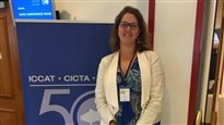 Katie Schleit, senior marine campaign coordinator for the Ecology Action Centre, is attending the 20th Special Meeting of ICAAT in Portugal
