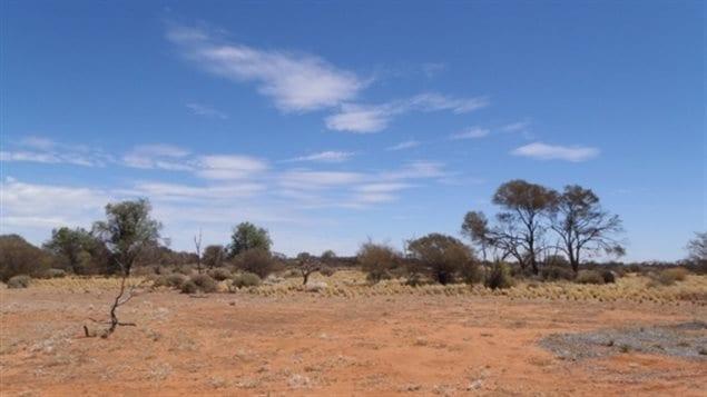 Yeelirrie est l'un des plus grands dépôts d'uranium d'Australie.