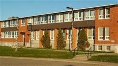 L'école primaire de l'Escabelle à Cap-Chat