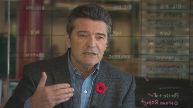 Bernard Richard, le représentant des enfants et de la jeunesse en Colombie-Britannique.