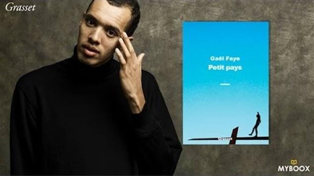 Gaël Faye, jeune rappeur franco-rwandais et auteur du roman Petit pays