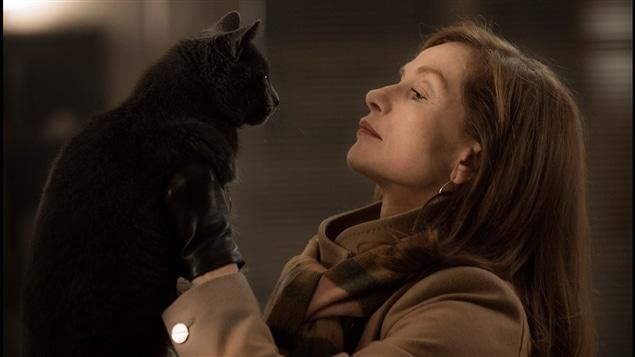 Isabelle Huppert dans <i>Elle</i>, de Paul Verhoeven