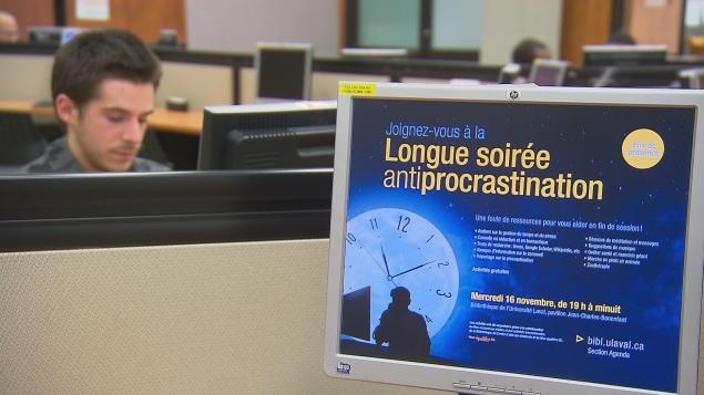 L'événement, la 'Longue soirée anti procrastination'