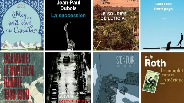 Quelques suggestions de lecture