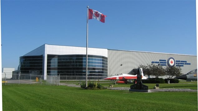 National Air Force Museum of Canada, Trenton, Ontario,. KB-882 will be restored to display condition and housed inside out of the elements, starting in 2017.