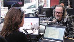 L'artiste peintre Philippe Giroux en entrevue à l'émission Bon pied bonne heure
