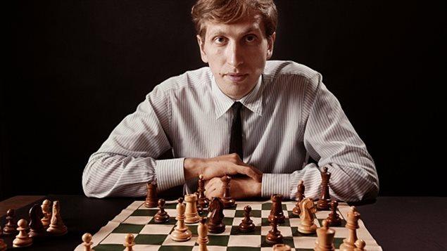 Bobby Fischer en 1971