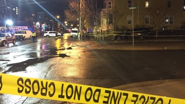 The latest national figures show homicide rates in Canada increased in 2015