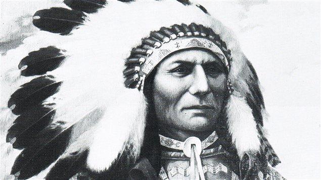 Le chef Crazy Horse (1840-1877)