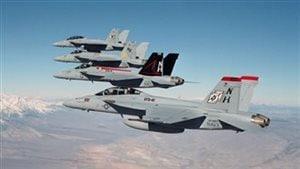 Super Hornet de Boein