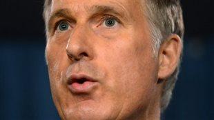 Le candidat à la direction du Parti conservateur, Maxime Bernier. Photo : La Presse canadienne / PC/Sean Kilpatrick
