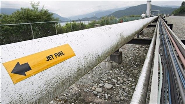 Un pipeline.