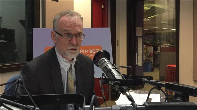 Michael Ferguson, vérificateur général du Canada