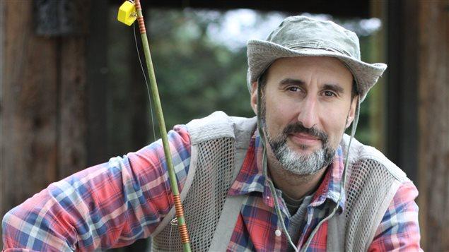 L'humoriste et comédien Martin Petit