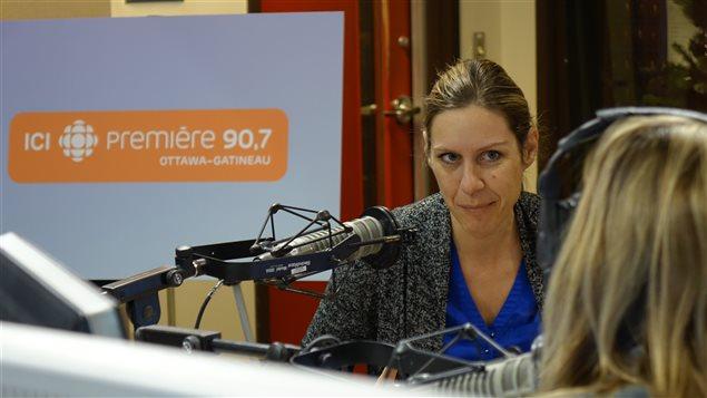 Frédérique Delisle, directrice générale de Loisir Sports Outaouais