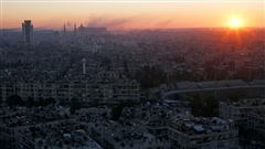 Bilan de la situation humanitaire à Alep
