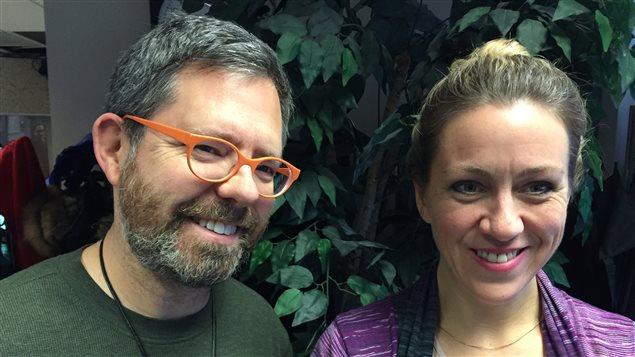 Alain Cuerrier, professeur à l'Université de Montréal, nous parle des changements climatiques et plantes médicinales avec l'animatrice Geneviève Murchison