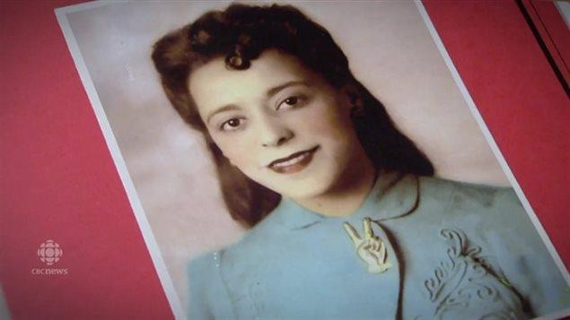 Viola Desmond, première femme sur le billet canadien de 10 dollars.