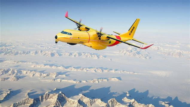 Canada selected Airbus C295W for Fixed-Wing Search and Rescue