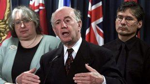 Warren Allmand en l'an 2000
