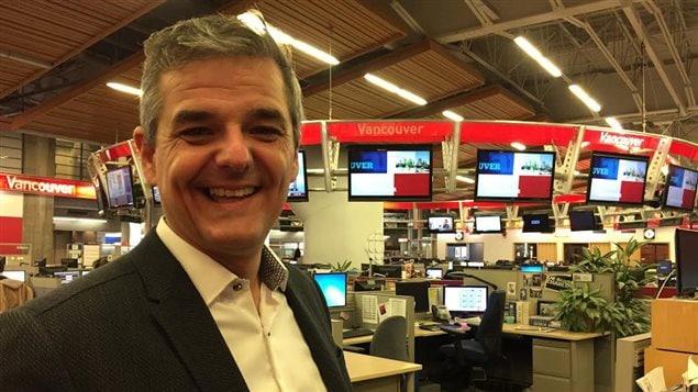 Paul Allard, cofondateur et président d'Impak Finance