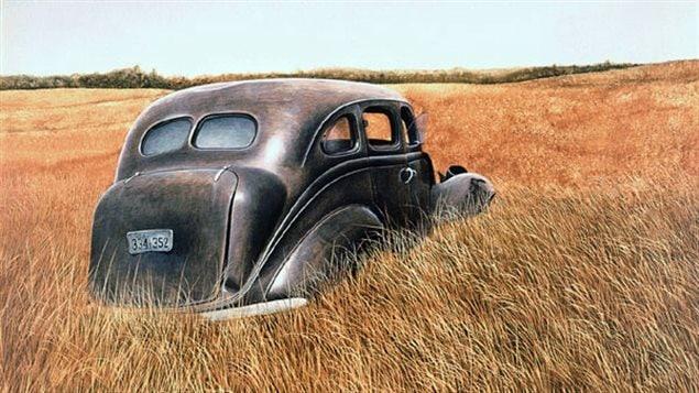 *Summer of '38* by Ken Danby 1966