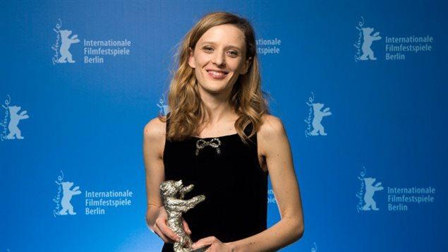 Mia Hansen-Love, réalisatrice du film L'Avenir