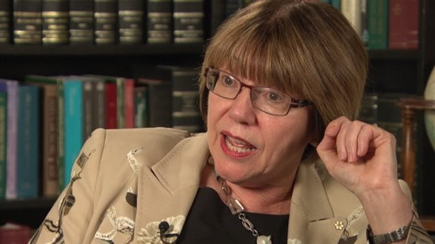 'Now is the time to move away from a system that has, for decades, been focused on the prohibition of cannabis into a regulated legal market,' says former federal cabinet minister Anne McLellan, chair of the federal task force on legalizing and regulating pot.