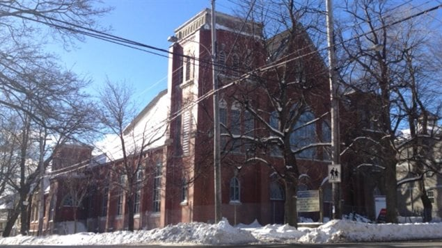 Built in 1918, St John's United Church in Halifax has sat empty since it was put up for sale in 2009. It was bought by a developer early this year with plans to create 40-50 condo units