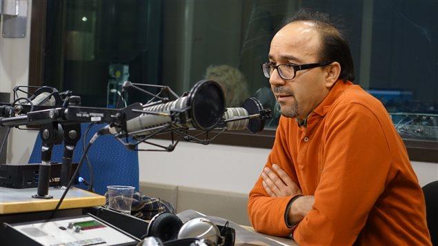 Jabeur Fathally, Professeur à la Faculté de droit à l'Université d'Ottawa.