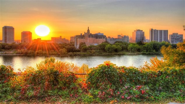 The western city of Saskatoon got a high score for life satisfaction.