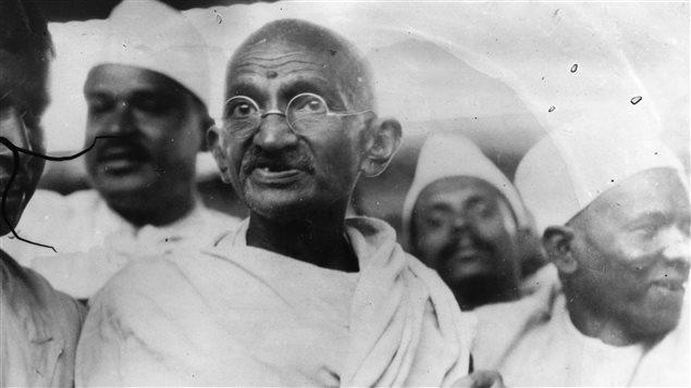 Gandhi vers 1930