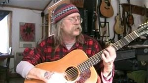 Ontario singer songwriter guitarist extraordinaire, Terry Tufts