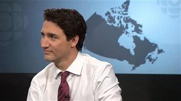 Le Premier Ministre du Canada Justin Trudeau