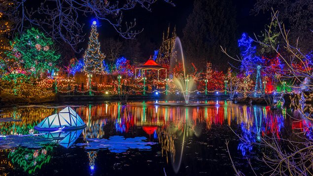 Vanndusen Festival of Lights