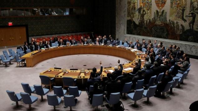 Le Conseil de sécurité de l'ONU a voté à l'unanimité en faveur de la résolution française autorisant des observateurs internationaux à Alep-Est. Photo : Reuters / Reuters/Andrew Kelly